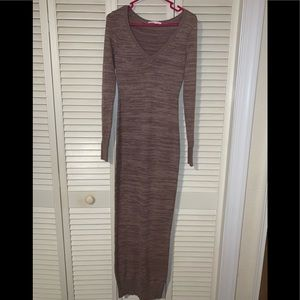 Victoria Secret Full Length Sweater Dress 👗